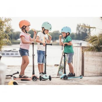 Scoot and Ride Helm XS blueberry 45 - 51 cm